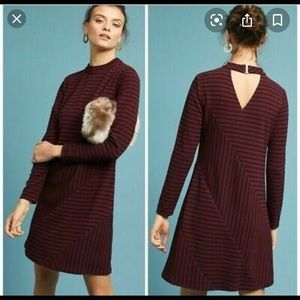 Hutch for Anthropologie striped tunic